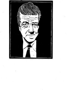 David Lynch by Loren Kantor