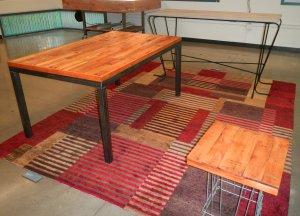 Furniture by Ryan Honeybourne