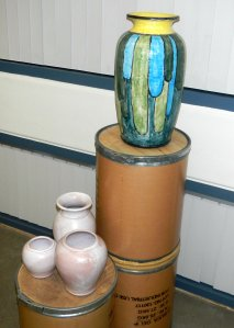 Pottery by Trent Noll
