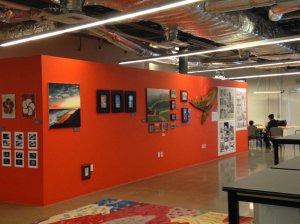 ValleyCrest Design Group  Art Show in Irvine, CA