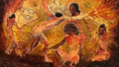 Dance of the Cave Painters by Mark Jacobucci