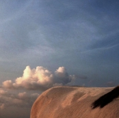 Horse, Cloud by Christopher Woods