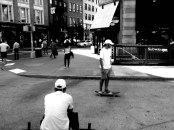 skaterBW by Kyle Hemmings